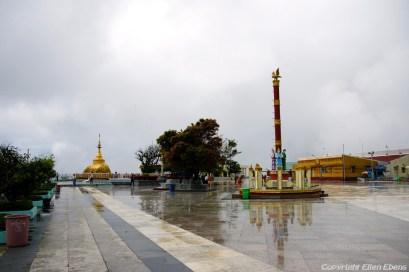 Kyaiktiyo, Golden Rock Pagoda