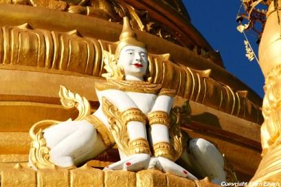 Toungoo, Kawmudaw Pagoda