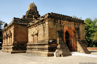Bagan, the Nanpaya Temple
