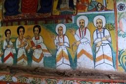 Ethiopia Lake Tana church