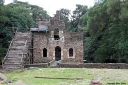 Gondar palaces