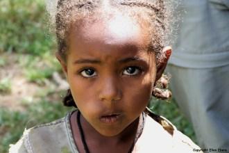 Ethiopia Fellasha village
