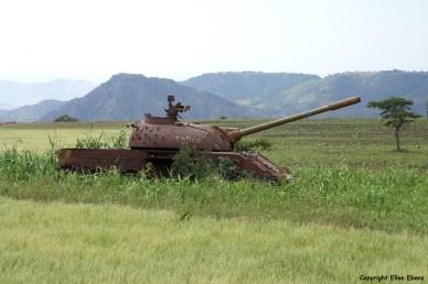 Ethiopia Landscape tank
