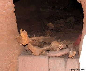 Harar rock-hewn church Bete Ghiorghis