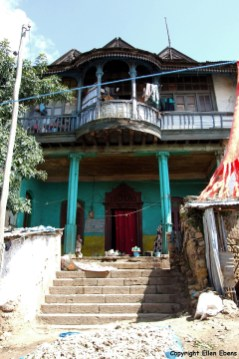 Harar house