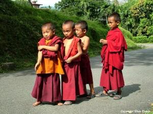 Bhutan Karbandi Monastery