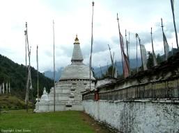Bhutan Chendebji Chorten