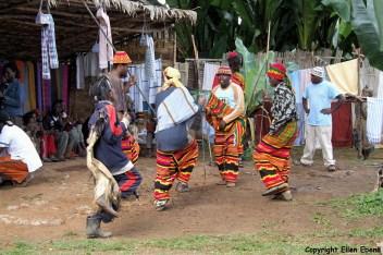 Dorze dance