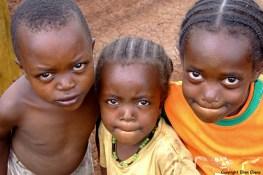 Ethiopia children