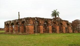Paraguay, mission post