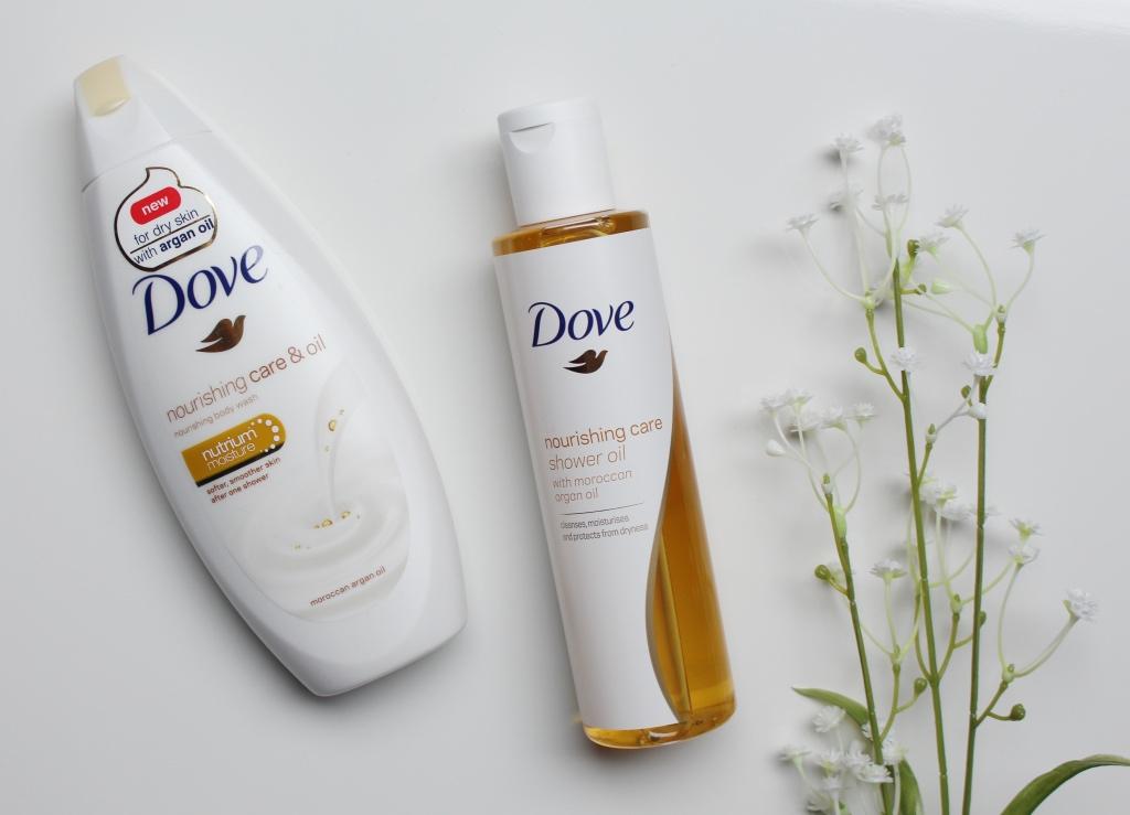 Dove Nourishing Care & Oil