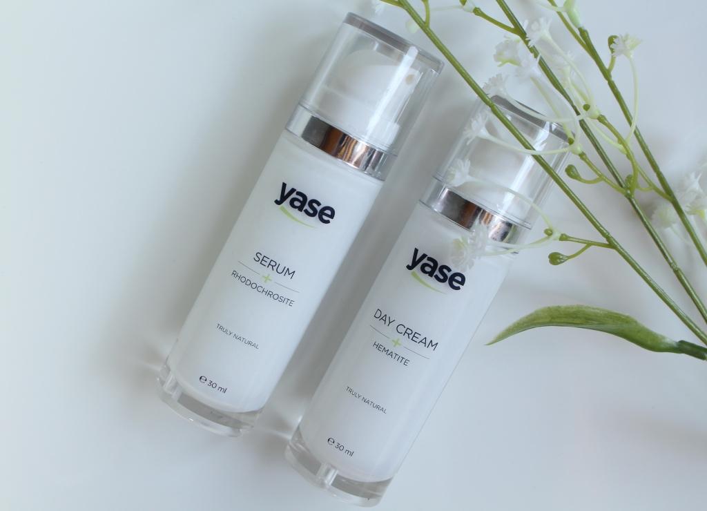 Yase Cosmetics Serum + Day cream