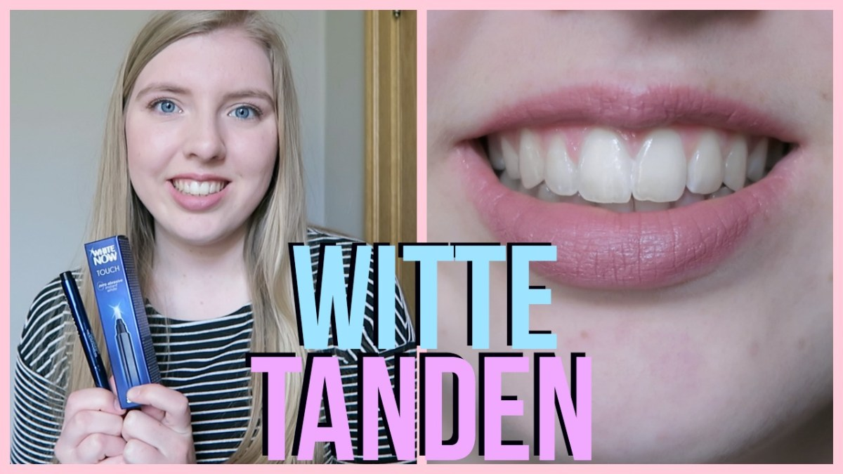 Wittere tanden in 1 minuut (Signal White Now Touch)