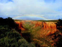 photos of Colorado and Utah- Colorado National Monument, Colorado- Rainbow fine art prints online
