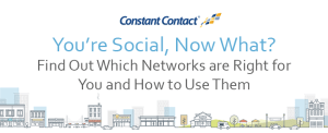 You're Social Now What Large Banner Image