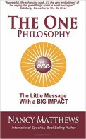 The One Philosophy Book Cover