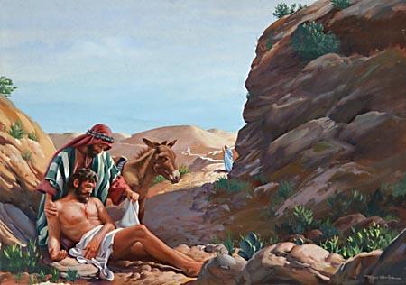 Image result for images of the good samaritan