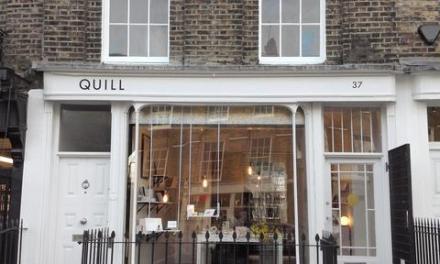 """Kalligrafie oder """"Schöner Schreiben"""" in London"""