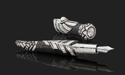 Montblanc High Artistry, A Celebration of the Taj Mahal