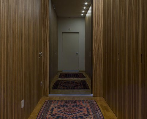 Insolite cromie - Corridoio