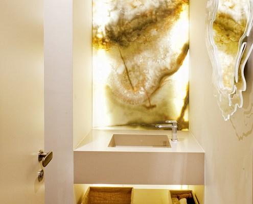 Marmo e stile - bagno