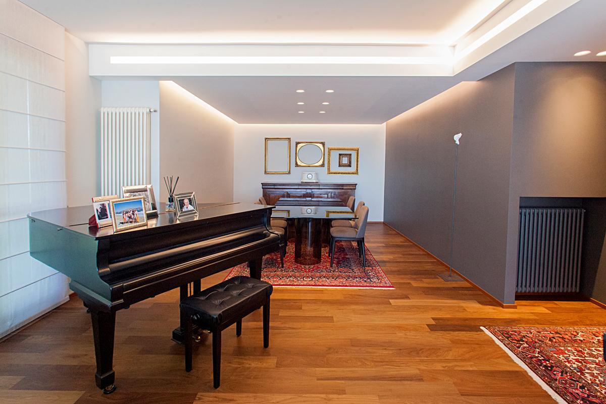 Villa 01 - Pranzo - Ellepi Interior Design