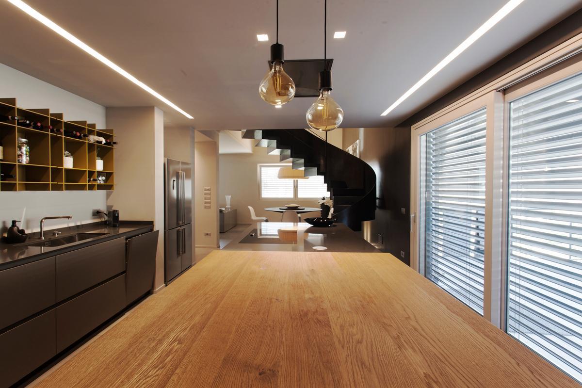 Villa 02 - cucina - Ellepi Interior Design
