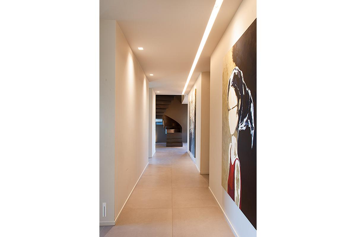 Villa 02 - ingresso - Ellepi Interior Design