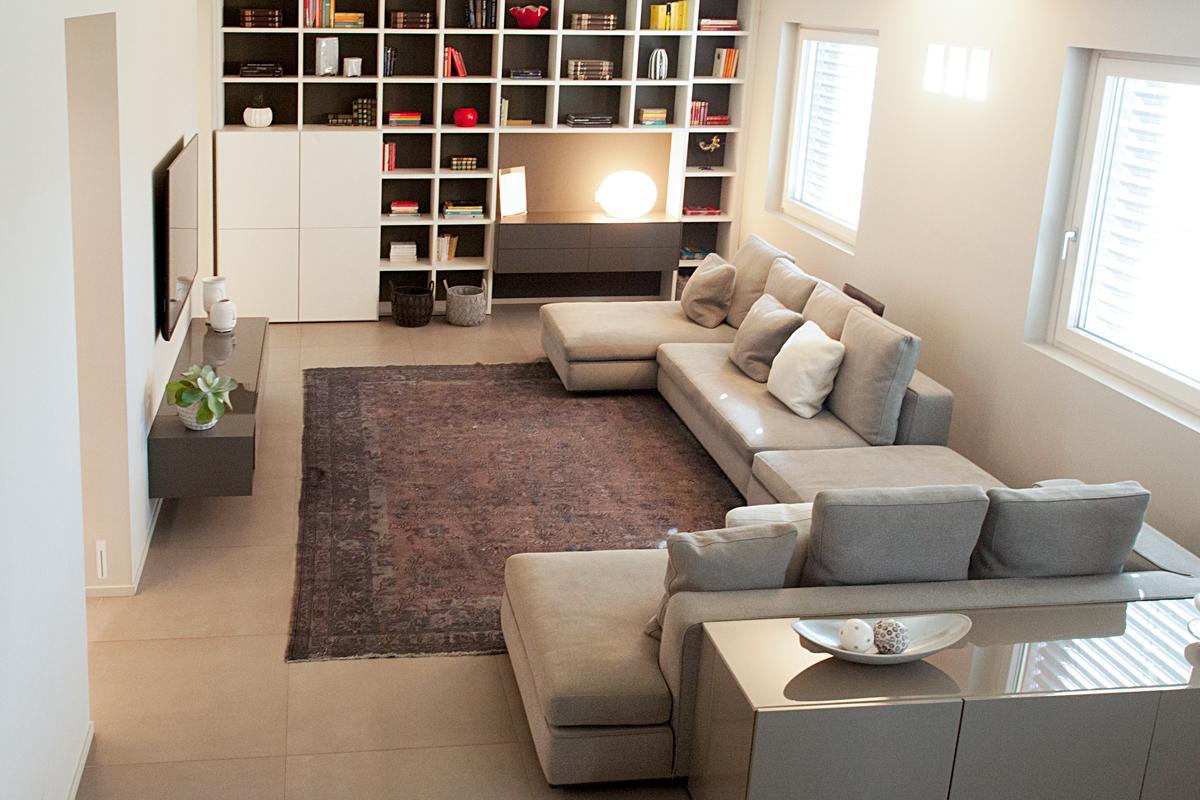 Villa 02 - salotto - Ellepi Interior Design
