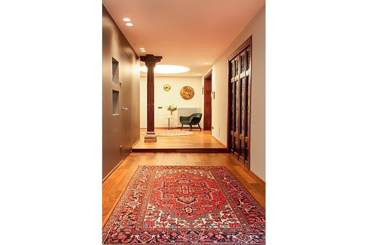 Villa 01 - Corridoio - Ellepi Interior Design