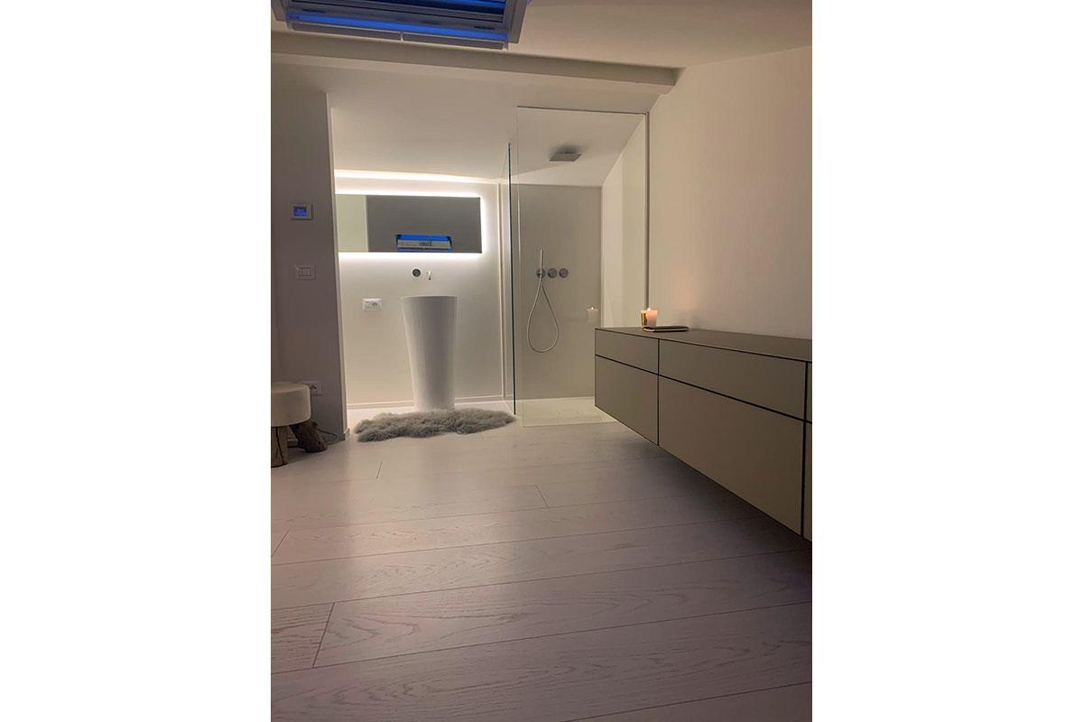 Appartamento 03 MC - Bagno - Ellepi Interior Design