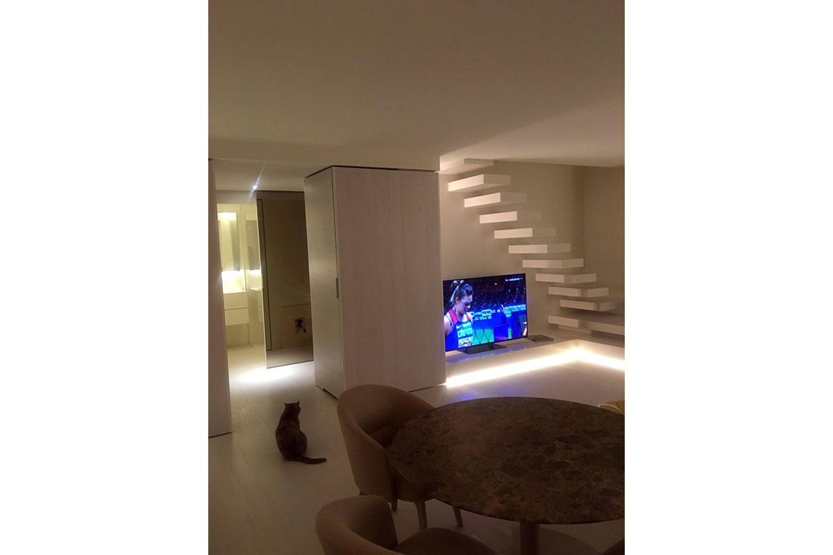 Appartamento 03 MC - Living - Ellepi Interior Design