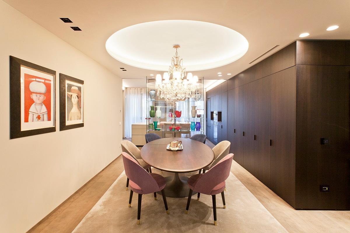 Appartamento 04 - Pranzo - Ellepi Interior Design