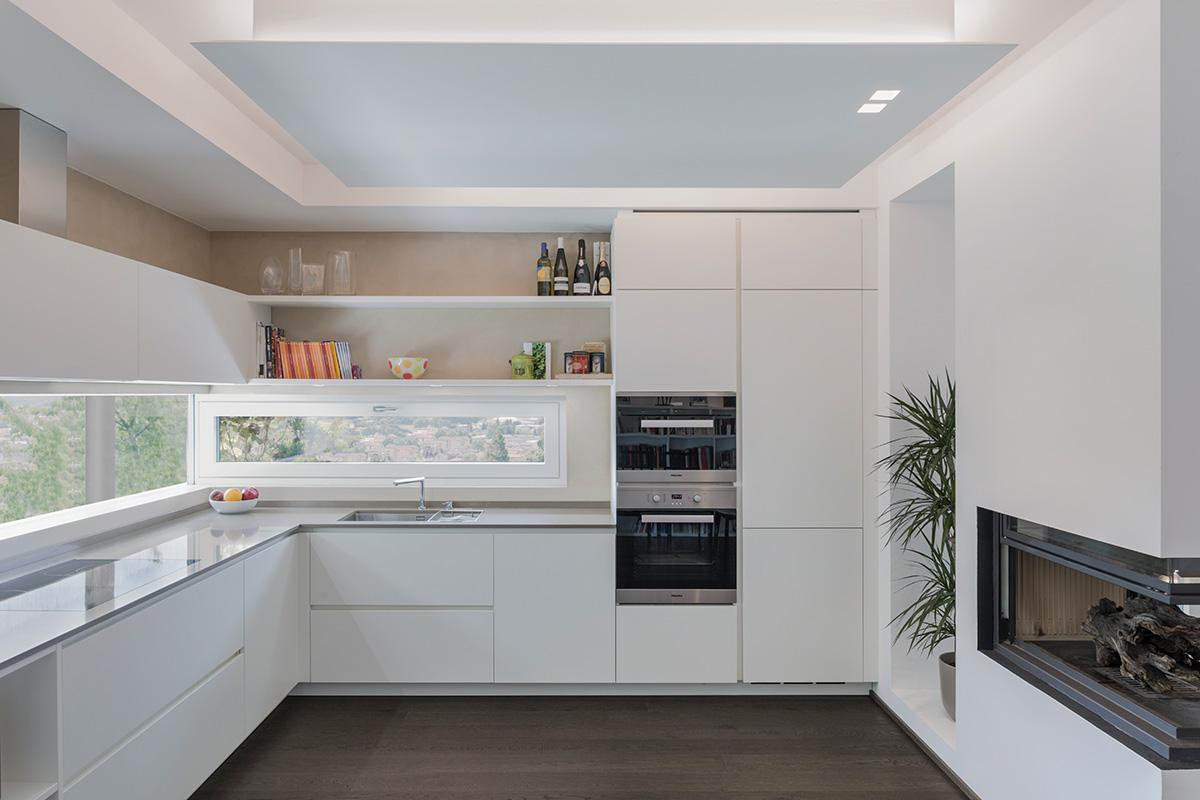 Villa 16 - Cucina - Ellepi Interior Design
