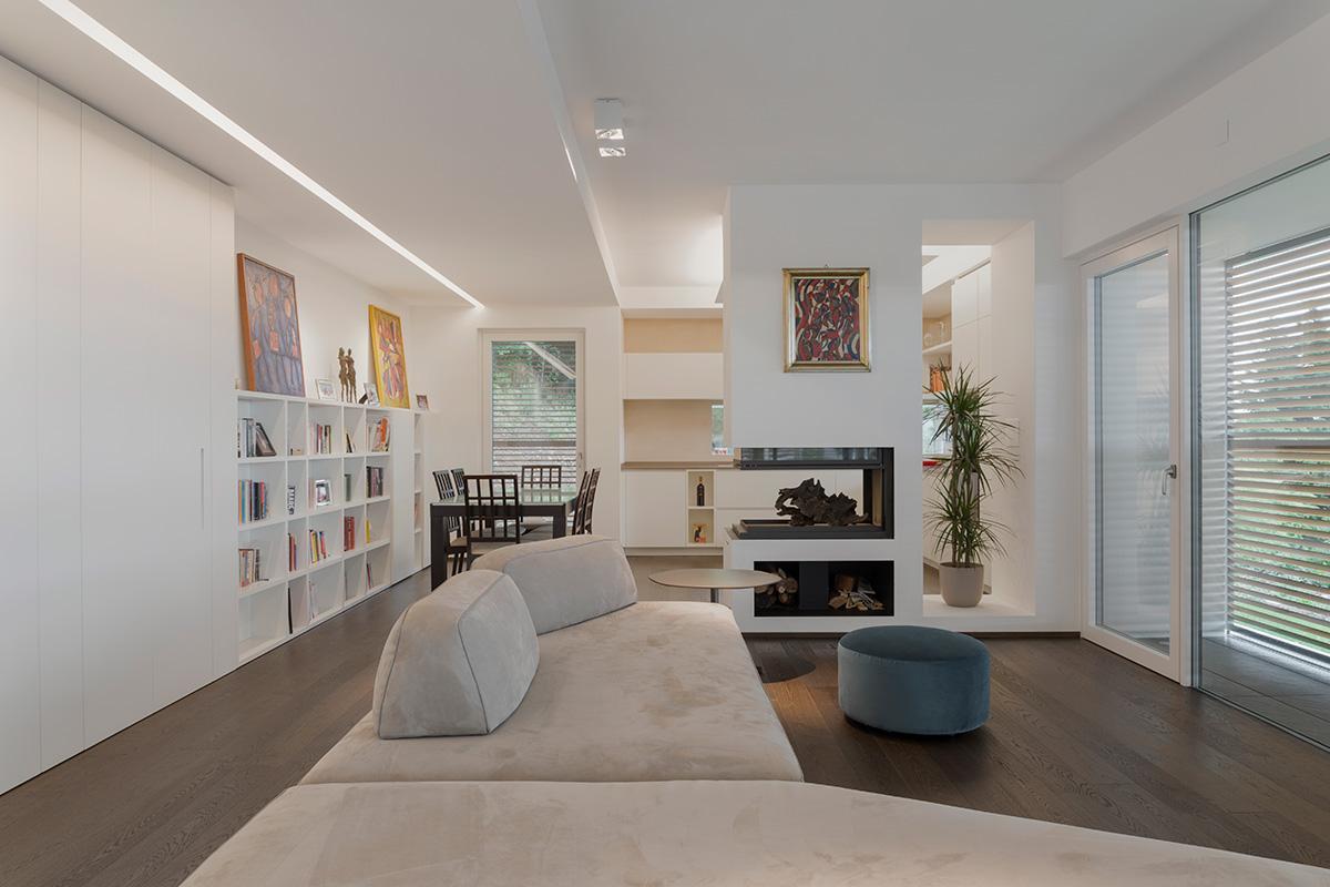 Villa 16 - Salotto - Ellepi Interior Design