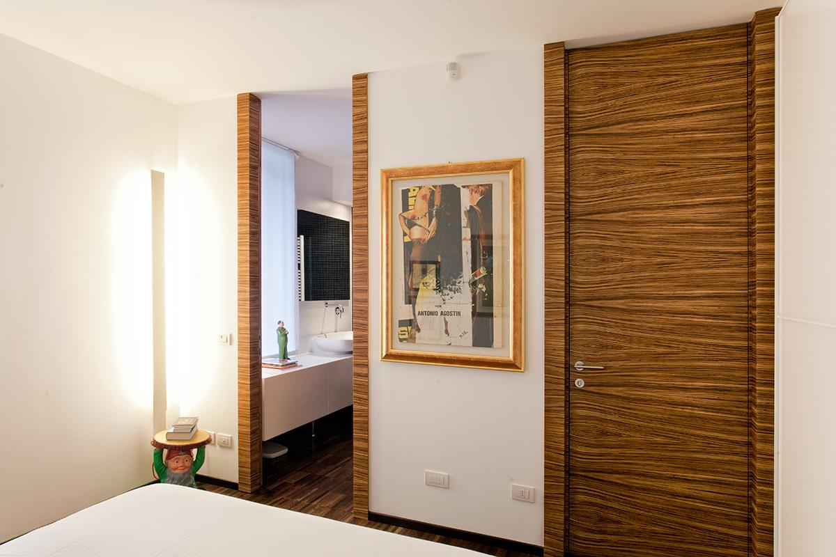 Cascina 07 - Corridoio - Ellepi Interior Design