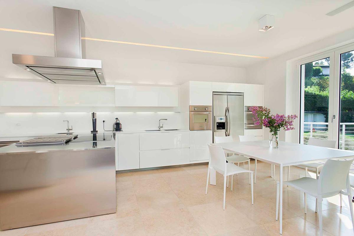 Villa 08 - Cucina - Ellepi Interior Design