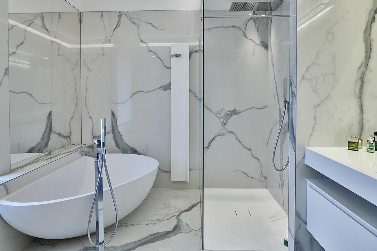 Villa 17 - Bagno - Ellepi Interior Design