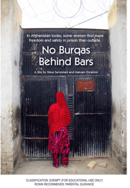 No burqas behind bars