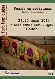 2014 : femmes en résistance