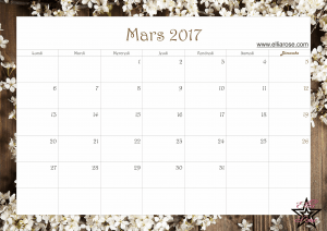 calendrier-2017-ellia-rose-printemps-mars