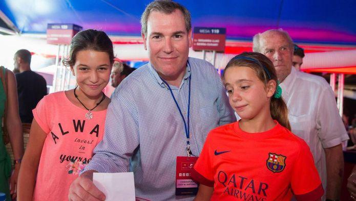 Ex vicepresidente de Barcelona hizo unas duras acusaciones - El ...