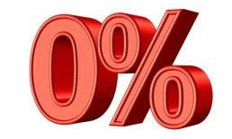 cero por ciento 0%