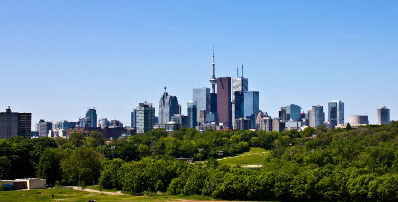 Best Toronto Shopping Districts: NY of the North