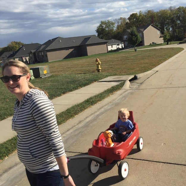 Day In The Life - October 2015 | Ellie And Addie