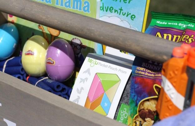 Easter Basket Goodies | Ellie And Addie