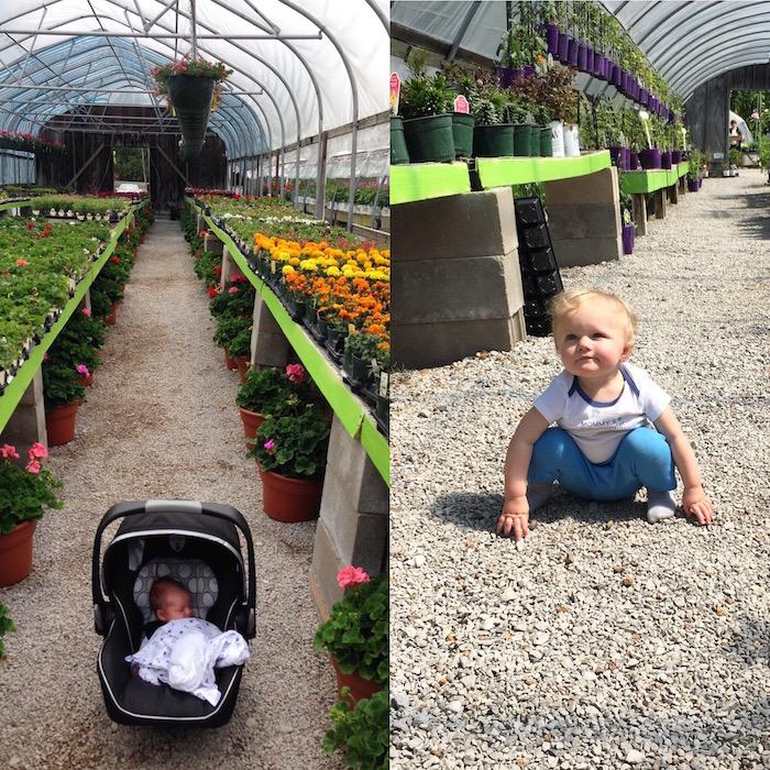 Spring Garden Prep   Ellie And Addie