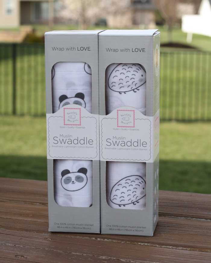 Baby Burritos + A SwaddleDesigns Giveaway | Ellie And Addie