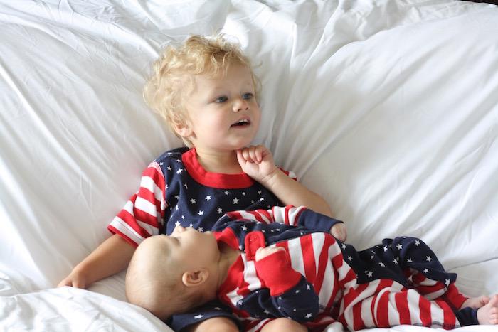 Star Spangled Weekend   Ellie And Addie
