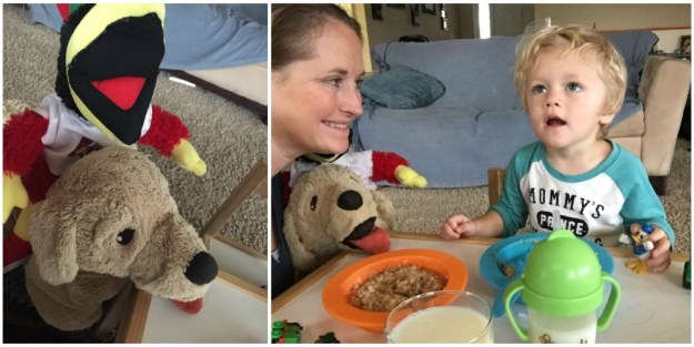 Day In The Life – October 2016 | Ellie And Addie